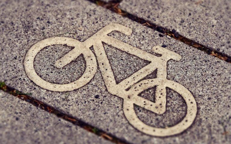 Uitwaaien op de fiets